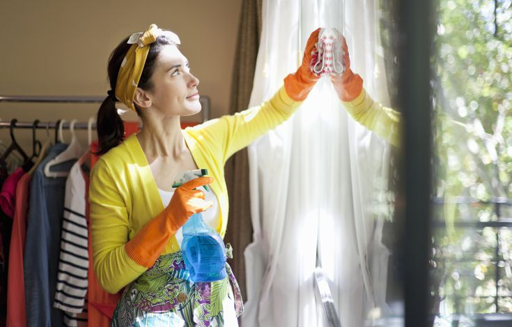 House Cleaning Expectations When a Seller Moves
